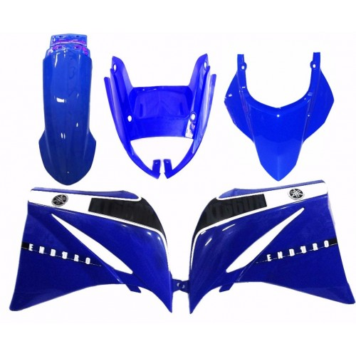 KIT XT660 AZUL ENDURO