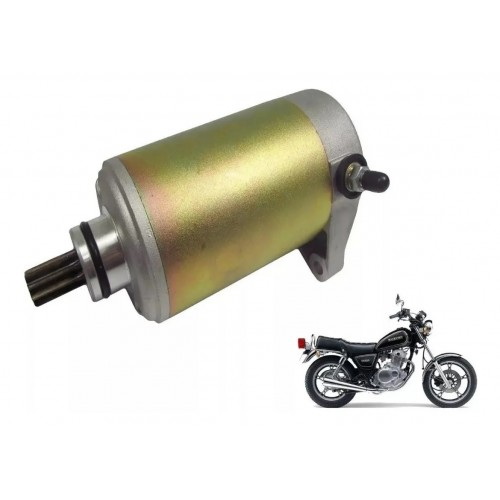 MOTOR ARRANQUE INTRUDER 250